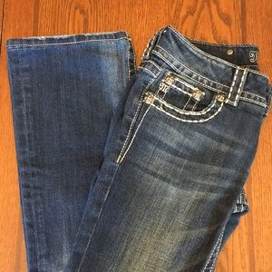 Miss Me Jeans - Miss Me Bell Bottom Jeans